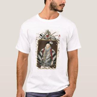 Portrait of Sir Henry Lee (1530-1610) from 'Memoir T-Shirt