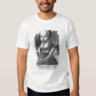 Portrait of Sir Humphrey Gilbert Tshirts
