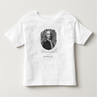 Portrait of Sir Isaac Newton Toddler T-Shirt