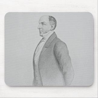 Portrait of Sir James R. G. Graham Mouse Pads