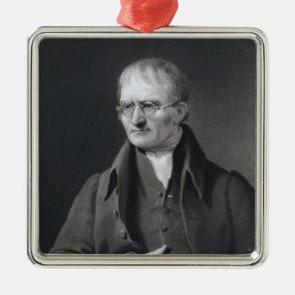 Portrait of Sir Joseph Thomson Christmas Ornament