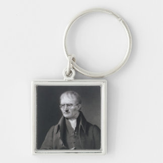 Portrait of Sir Joseph Thomson Key Ring