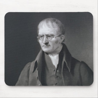 Portrait of Sir Joseph Thomson Mouse Mat