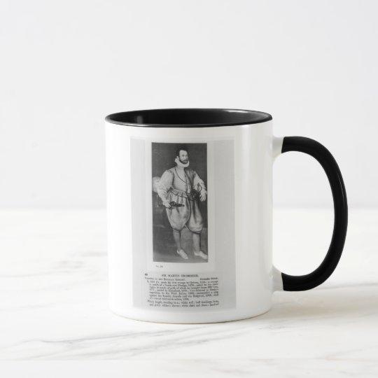 Portrait of Sir Martin Frobisher Mug
