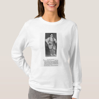 Portrait of Sir Martin Frobisher T-Shirt