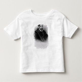 Portrait of Sir Nicholas Bacon Toddler T-Shirt