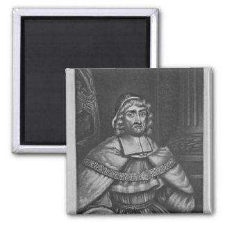 Portrait of Sir Richard Rainsford Magnet