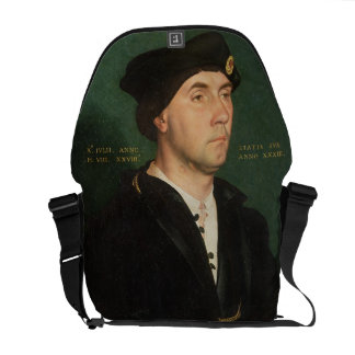 Portrait of Sir Richard Southwell (1504-64) 1536 ( Courier Bags