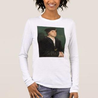 Portrait of Sir Richard Southwell (1504-64) 1536 ( Long Sleeve T-Shirt