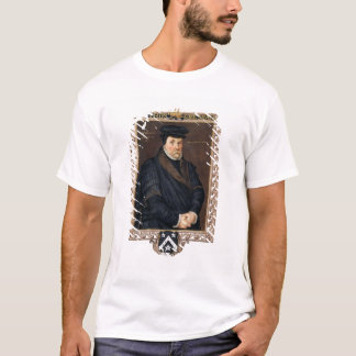 Portrait of Sir Thomas Gresham (c.1519-79) from 'M T-Shirt