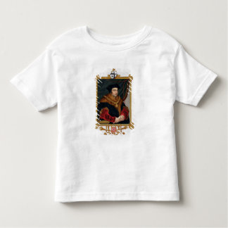 Portrait of Sir Thomas More (1478-1535) from 'Memo Toddler T-Shirt