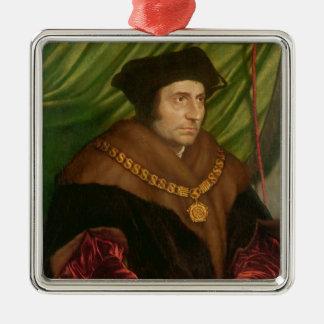 Portrait of Sir Thomas More Christmas Ornament