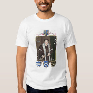 Portrait of Sir Thomas Pope (c.1507-99) from 'Memo T-shirt