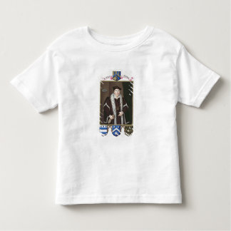 Portrait of Sir Thomas Pope (c.1507-99) from 'Memo Toddler T-Shirt