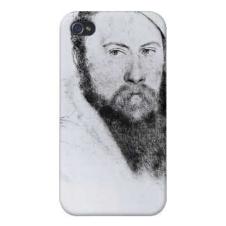 Portrait of Sir Thomas Wyatt the Younger Case For The iPhone 4