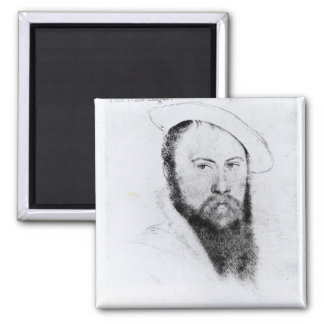 Portrait of Sir Thomas Wyatt the Younger Magnet