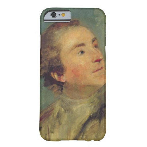 Portrait of Sir William Chambers (1726-96) (oil on iPhone 6 Case