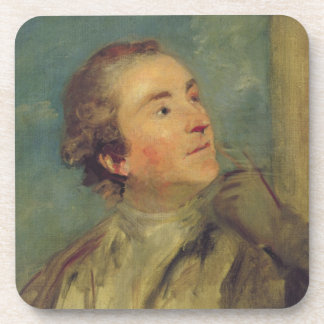 Portrait of Sir William Chambers (1726-96) (oil on Coaster