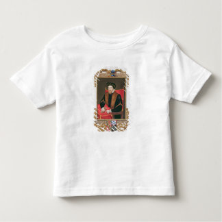 Portrait of Sir William Petre (c.1505-72) from 'Me Toddler T-Shirt