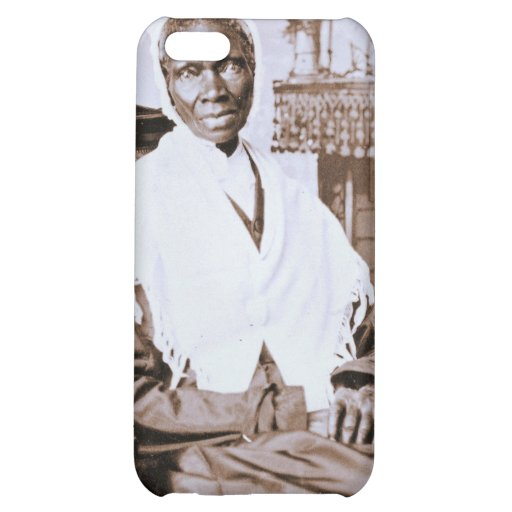Portrait of Sojourner Truth circa 1870 iPhone 5C Covers