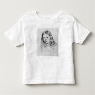 Portrait of Solange Sand Toddler T-Shirt