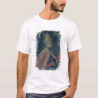 Portrait of St. Nicholas, 1700 (oil on canvas) T-Shirt