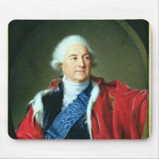 Portrait of Stanislas II Augustus , 1797 Mouse Pad