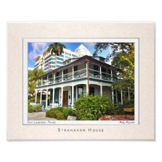 Portrait of Stranahan House Photo Art