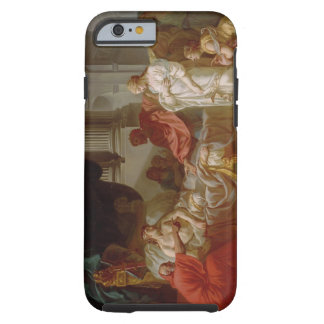 Portrait of Suger, Abbot of St Denis (1082-1152), Tough iPhone 6 Case