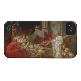 Portrait of Suger, Abbot of St Denis (1082-1152), iPhone 4 Case