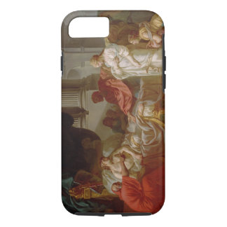 Portrait of Suger, Abbot of St Denis (1082-1152), iPhone 7 Case
