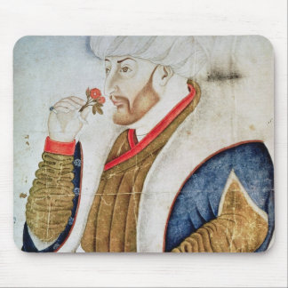 Portrait of Sultan Mehmet II Mouse Mat