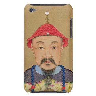 Portrait of T'ai T'sin Che-Tsou (1638-61) Barely There iPod Case