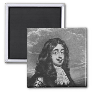 Portrait of the 8th Earl of Derby Magnet