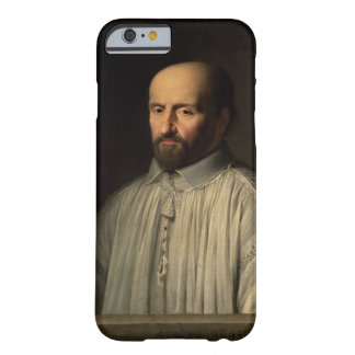 Portrait of the Abbot of Saint Cyran, c.1643 (oil Barely There iPhone 6 Case