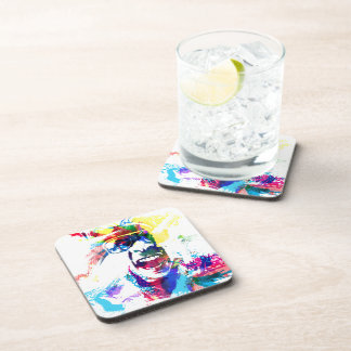 Portrait of the Artist Coasters