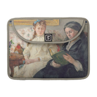 Portrait of the Artist's mother and sister Sleeves For MacBook Pro