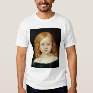 Portrait of the Artist's Daughter Tees