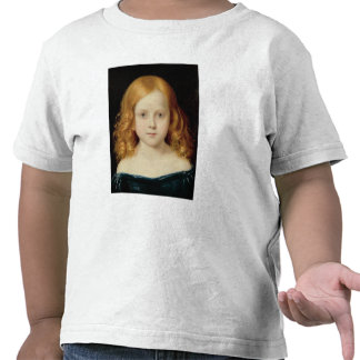 Portrait of the Artist's Daughter Tee Shirts