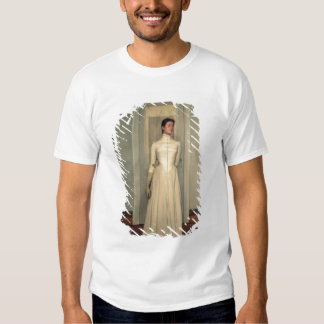 Portrait of the artist's sister, Marguerite Khnopf Tees