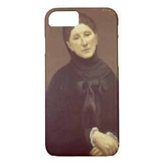 Portrait of the artist's wife, Madame de Chavannes iPhone 8/7 Case
