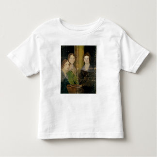 Portrait of the Bronte Sisters, c.1834 Toddler T-Shirt