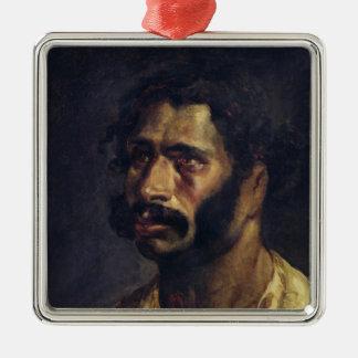 Portrait of the Carpenter of 'The Medusa' Christmas Ornament