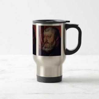 Portrait Of The Count Palatine Otto Heinrich Detai Mugs