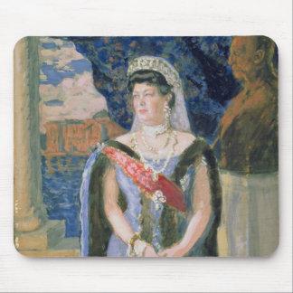 Portrait of the Grand Duchess Maria Pavlovna Mouse Pad