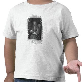 Portrait of The Honourable Robert Boyle T-shirts
