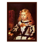 Portrait Of The Infanta Maria Margarita