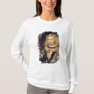Portrait of the Infanta Maria Marguerita  1654 T-Shirt