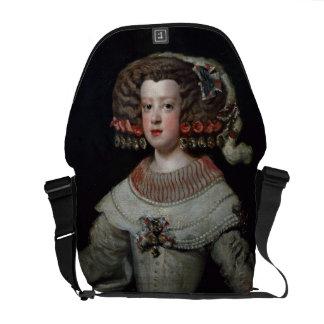 Portrait of the Infanta Maria Teresa (1638-83) fut Commuter Bags
