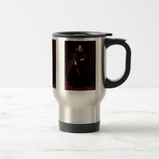 Portrait Of The Marchesa Balbi Coffee Mug